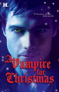 A Vampire for Christmas by Laurie London, Michele Hauf, Caridad Piñeiro and Alexis Morgan