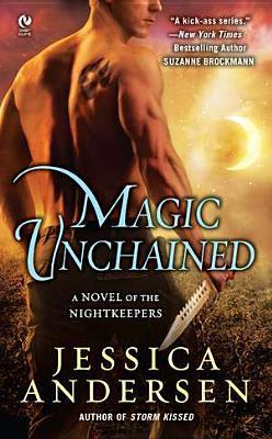 Coffee Pot Reviews: Magic Unchained &  Spellfire by Jessica Andersen