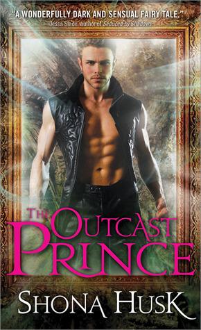 The Outcast Prince by Shona Husk
