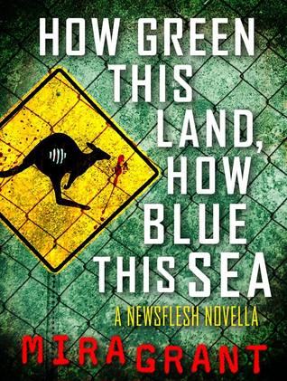 Coffee Pot Reviews: How Green This Land, How Blue This Sea by Mira Grant & Keeping Her by Cora Carmack