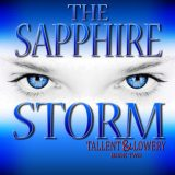 The Sapphire Storm by Amy Lignor
