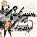 between my lines
