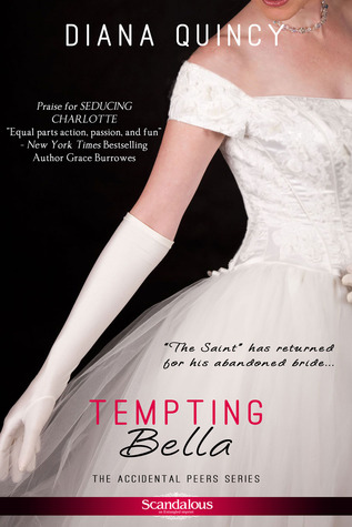Tempting Bella by Diana Quincy