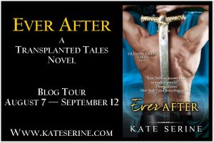 Ever After Blog Tour Banner