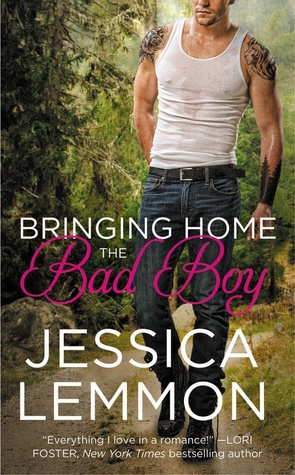 Bringing Home the Bad Boy by Jessica Lemmon