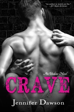 Crave by Jennifer Dawson