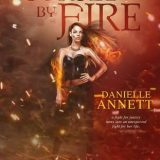 Cursed by Fire by Danielle Annett