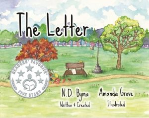 Nonna's Corner: The Letter by N.D. Byma