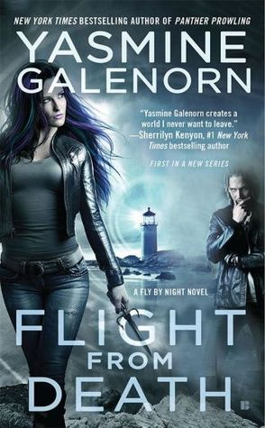 Flight from Death by Yasmine Galenorn