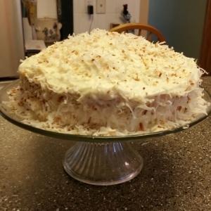 Grandma Luella's Coconut Cake