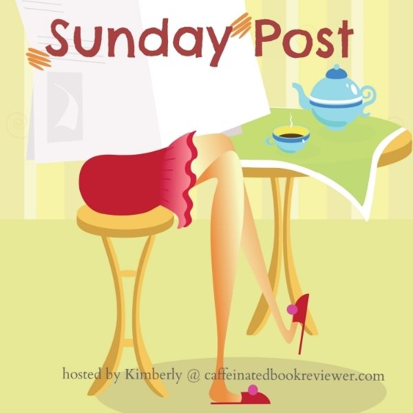 Sunday Post #494 Kleenex and Hot Tea