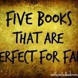 Five Books Perfect For Fall