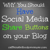 Share Buttons on Your Blog..
