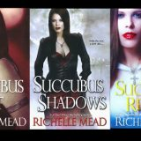 Succubus Heat, Shadows & Revealed by Richelle Mead