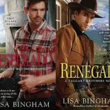 Renegade and Desperado by Lisa Bingham
