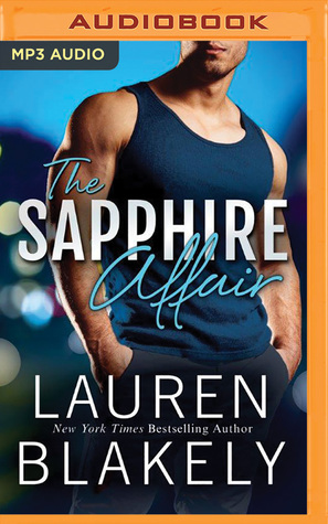 The Sapphire Affair by Lauren Blakely