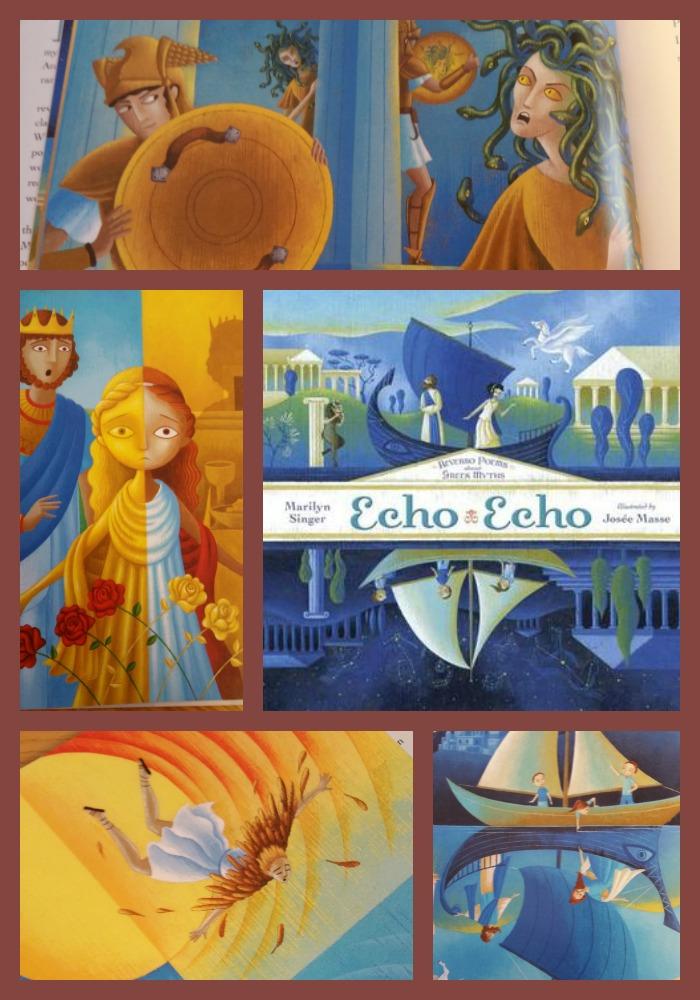 Echo Echo Collage