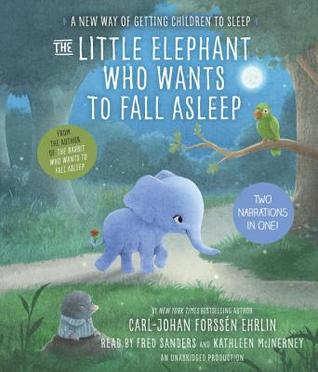 Nonna's Corner: The Little Elephant Who Wants to Fall Asleep