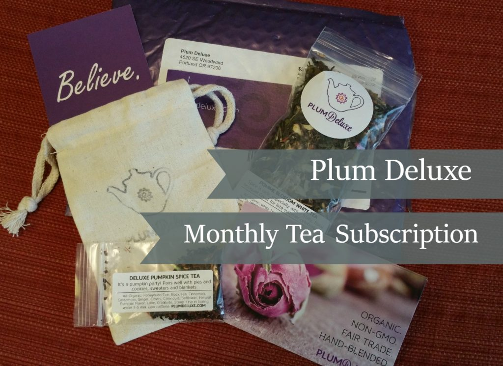 Plum Deluxe Monthly