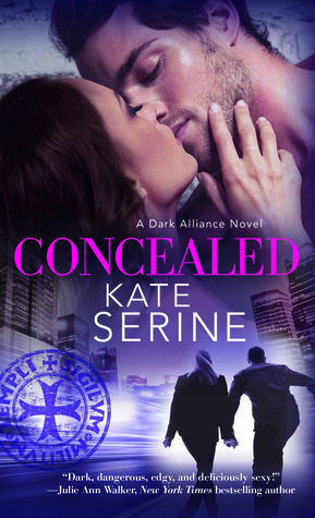 Concealed by Kate SeRine