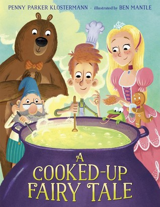 Nonna's Corner: A Cooked-Up Fairy Tale by Penny Parker Klostermann