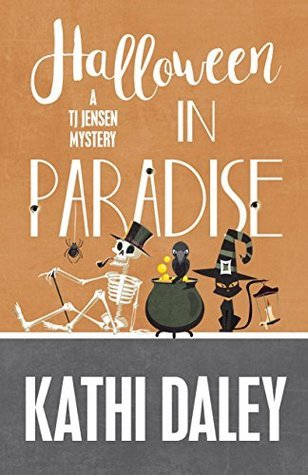 Halloween in Paradise by Kathi Daley
