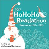 HoHoHo Readathon Begins/Challenges