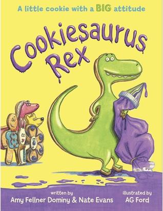 Nonna's Corner: Cookiesaurus Rex and Accident!