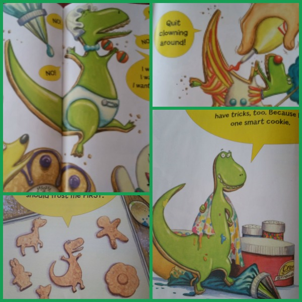 CookiesaurusRex Collage