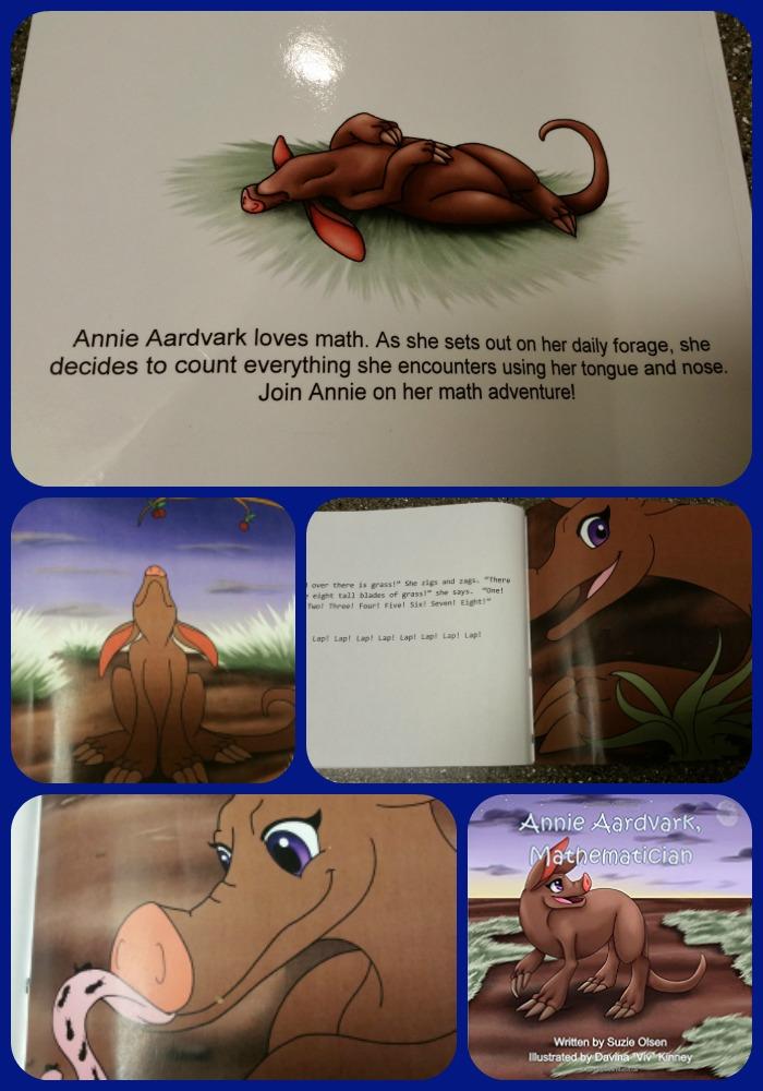 Annie Aardvark