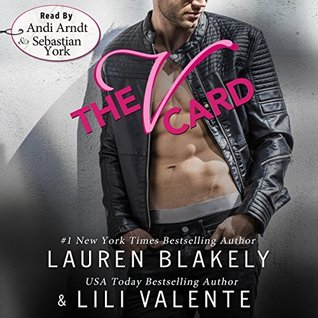 The V Card by Lauren Blakely, Lili Valente