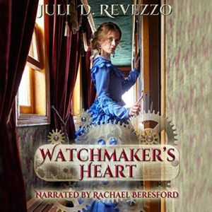 Watchmaker's Heart by Juli D. Revezzo