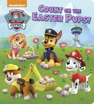Count on the Easter Pups by