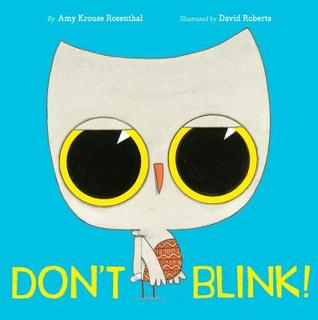 Nonna's Corner: Don't Blink! by Amy Krouse Rosenthal