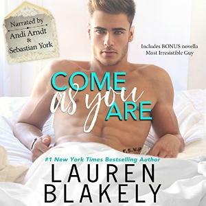 Come As You Are by Lauren Blakely
