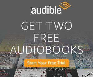 Audible 2 Free Books