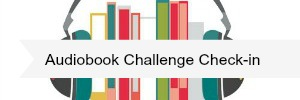Audiobook Mid-Year Challenge Check-in
