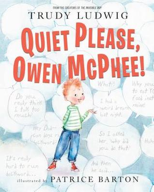 Nonna's Corner: Quiet Please, Owen McPhee!