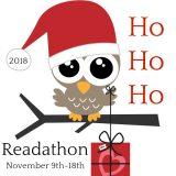 HoHoHo Readathon Sign-Up Post
