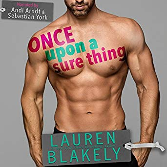 Once Upon a Sure Thing by Lauren Blakely
