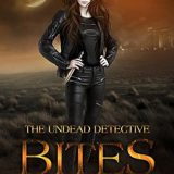 The Undead Detective Bites by Jennifer Hilt