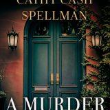 A Murder on Jane Street by Cathy Cash Spellman