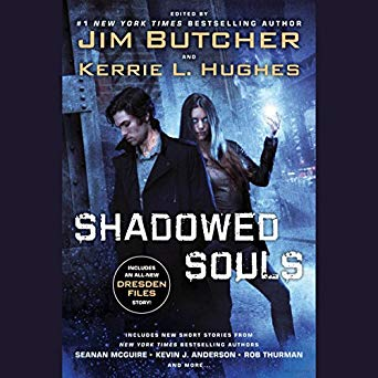 Shadowed Souls- Cold Case by Jim Butcher