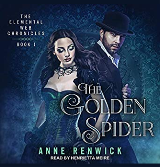 The Golden Spider by Anne Renwick