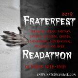 Fraterfest 2019 Readathon Sign-up
