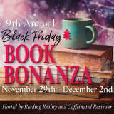 Join the 9th Annual Black Friday Book Bonanza Giveaway Hop