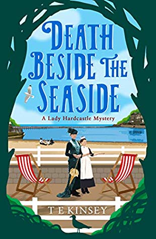 Death Beside the Seaside by T.E. Kinsey