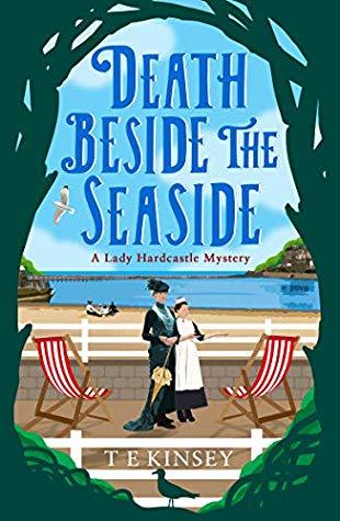 Death Beside the Seaside by T.E. Kinsey