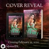 Cover Reveal: Of Flame and Fury by Cecy Robson #Giveaway