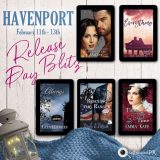 Havenport Release Day Blitz & Giveaway